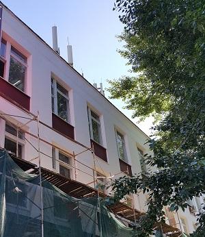 Купить краски для фасада и цоколя