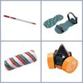 Инструменты для покраски бетона